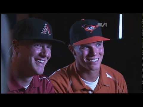 Dylan Bundy and Archie Bradley - Baseball Highlights/Interview - Sports Stars of Tomorrow