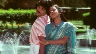 Rakshasudu Songs   Malli Malli   Chiranjeevi, Suhasini