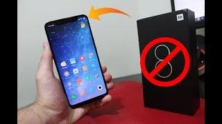 8 MOTIVOS para NÃO COMPRAR o Xiaomi Mi 8