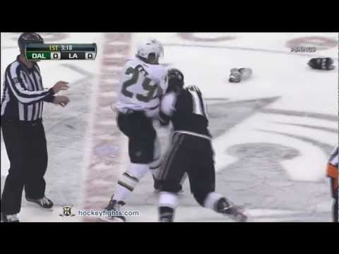 Mike Richards vs. Steve Ott