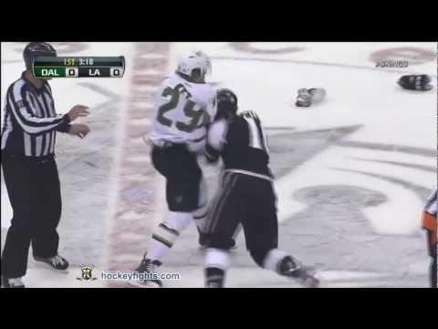 Steve Ott vs Mike Richards