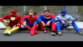 Video Fiasko - Superhrdinové