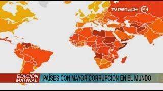 Países Con Mayor Corrupción En El Mundo