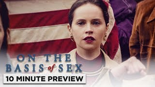 On the Basis of Sex   10 Minute Preview   Film Clip   Own it now on Blu-ray, DVD & Digital