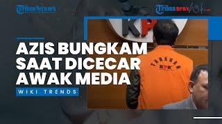 Azis Syamsuddin Bungkam saat Dicecar Awak Media soal 8 Orang Bekingan di KPK