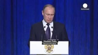 Путин Россия готова применить в Сирии «дополнительные средства»