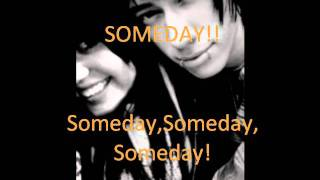 Miley Cyrus ft. Trace Cyrus - Someday + Lyrics!