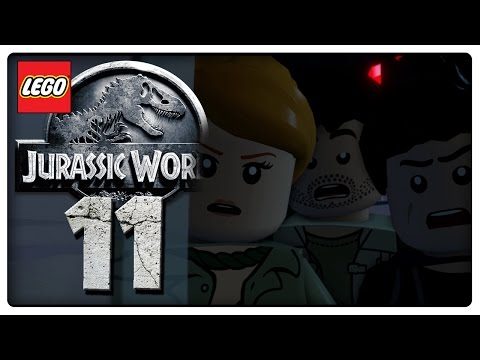 LEGO Jurassic World Walkthrough - Part 8: Jurassic Park 2