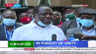 In pursuit of Unity: Luhya leaders meet in Bungoma ,seek to elect a spokesperson