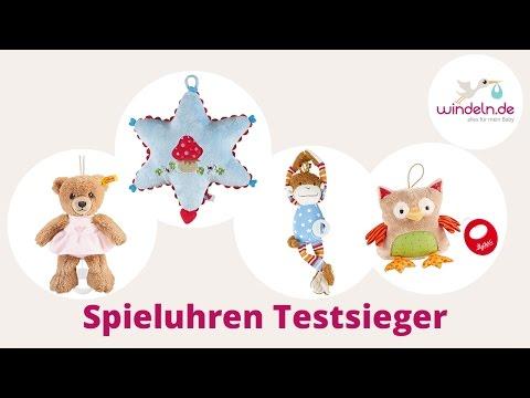 Spieluhren Testsieger | windeln.de