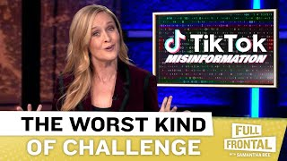 TikTok Misinformation is Spreading and it's #Dangerous