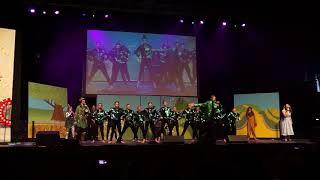 Iota High School Beta Group Talent Performance 2018