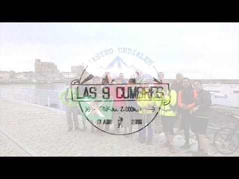 Las 9 Cumbres 2016 || Castro Urdiales