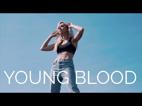YOUNG BLOOD - 5 SECONDS OF SUMMER (cover By Kimberly Fransens) Mp3
