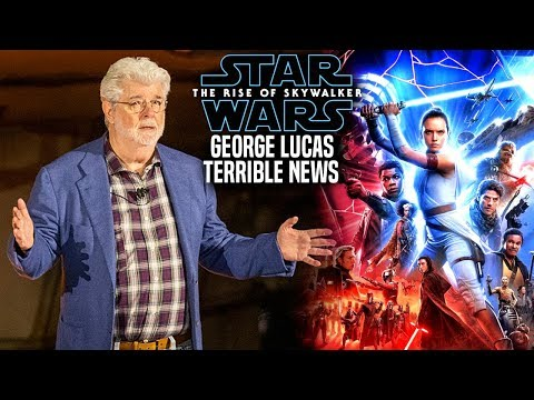 George Lucas Hates The Rise Of Skywalker & More! (Star Wars Episode 9)