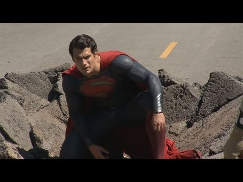 Man of Steel - Behind The Scenes Featurette (HD) with Superman