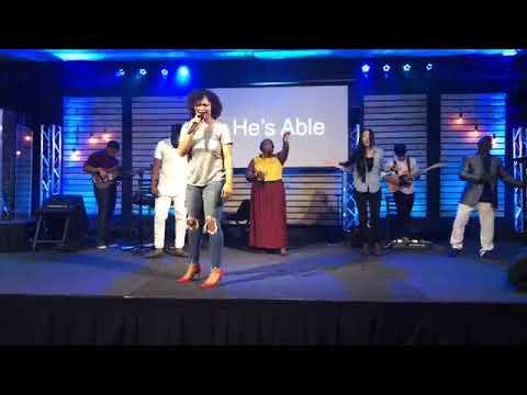 Bri Briana Babineaux Live Worship in Orlando