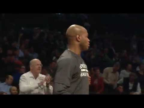 Top 10 NBA Crossovers: March 2015