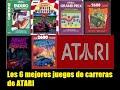 Los 6 Mejores Juegos De Carreras De Atari 2600