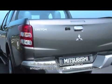 2015 Mitsubishi Triton Design Overview