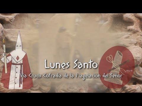 Vídeo resumen del Vía Crucis en El Calaverón este Lunes Santo. / mAudiovisuales