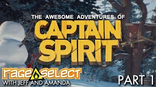 The Awesome Adventures of Captain Spirit (Let's Play) - Part 1