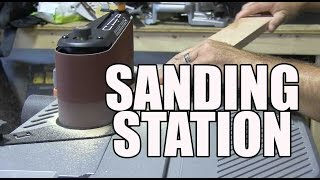 RIDGID Oscillating Edge/Belt Spindle Sander  EB4424