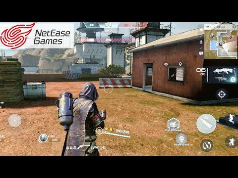 Cyber Hunter 2019 Gameplay - Newly Launched Battle Royale Game by