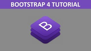 Bootstrap 4 Tutorial + Project