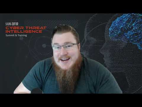 FOR578 Cyber Threat Intelligence Course Update - 6th day - YouTube