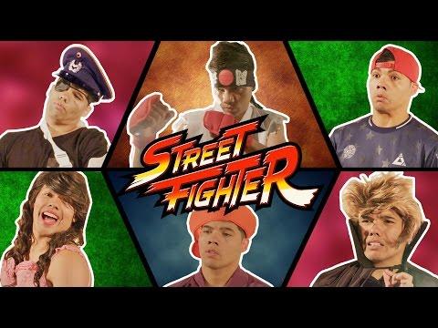 20 Rejected Street Fighters (ft. Ryanimay)