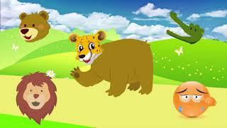 звуки животных для самых маленьких    развивающие для детей как говорят   животные с alien dance #78
