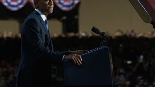 Obama: Race Remains
