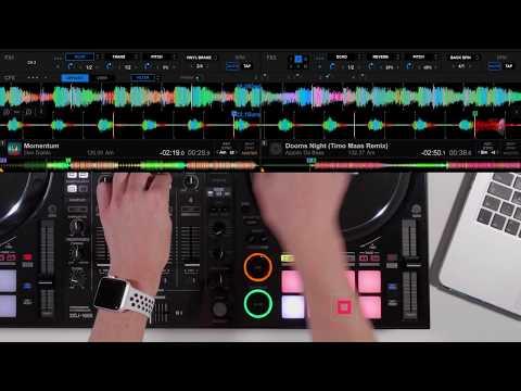 Pioneer DDJ 1000 – Classic Dance Anthems DJ Mix