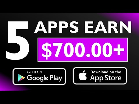 , title : '🟣 5 AutoApps Bank $700+/Daily For You In Passive Income (For Beginners) | Branson Tay