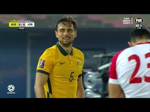 Australia vs Jordan</a> 2021-06-15