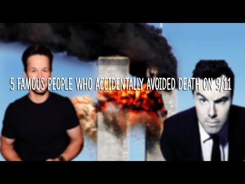 5 Famous People Who Accidentally Avoided  9/11