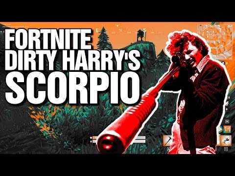 Fortnite: Dirty Harry's Scorpio