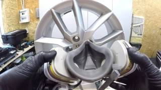 HQS Autopflege - Sommerfelgen versiegeln mit dem Gyeon Q² Rim