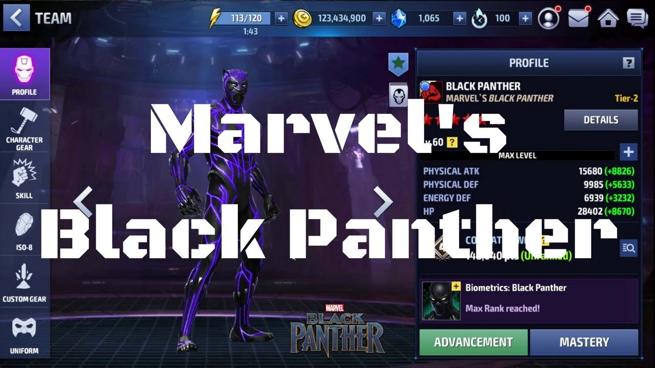 รีวิว Black Panther ยู Marvel's Black Panther