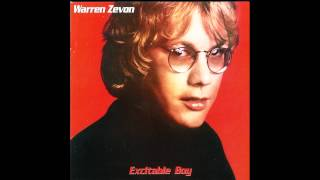 Warren Zevon Tenderness on the block