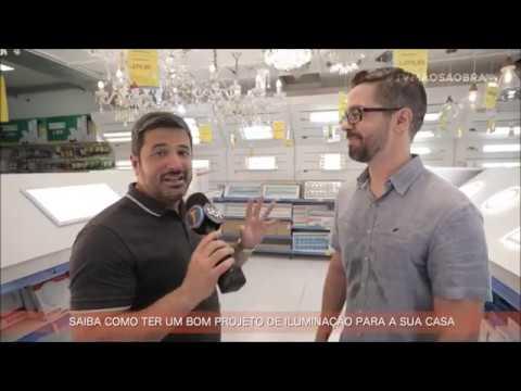 TV Mãos à Obra explica como ter um bom projeto de iluminação na casa