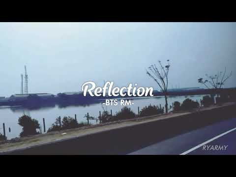 BTS (RM) - Reflection [Indo Lirik]
