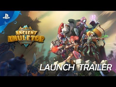 Ancient Amuletor - Launch Trailer | PSVR thumbnail