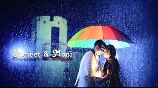 #Prewedding#Romantic Moments SURJEET & MONI 's Love story