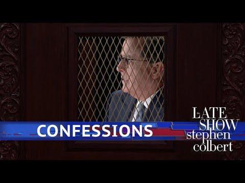 Stephen Colbert's Midnight Confessions, Vol. XXXVII