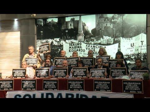 La Ctera anunció para mañana un paro nacional por la muerte de dos maestras en Chubut