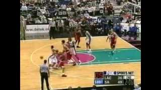2000 nba action cd 2 (top 10 and highlights)