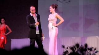 Gloria Cruz Nelson Miss Earth Guam 2016 during Final Question and Answer round