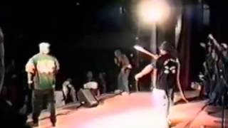 Tupac -souljahs revenge LIVE RARE 2pac footage